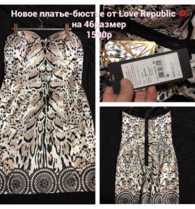 Платье Love Republic 46-48