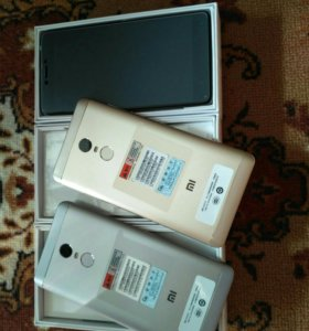 Новые Xiaomi Redmi Note 4X 3/32