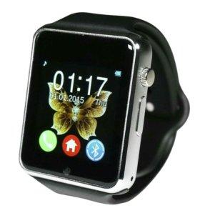 Умные часы - телефон Smart Watch W8 Новые!