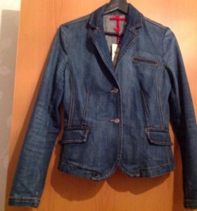 Tommy Hilfiger пиджак джинсовый