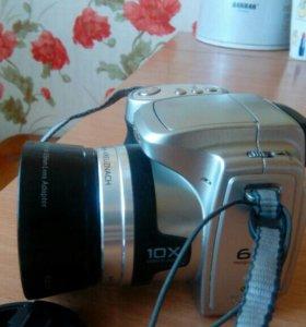 Фотоаппарат Kodak Z650( видеокамера)