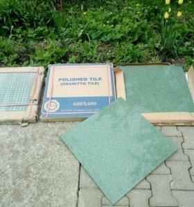 Продам гранитную плитку размер 60/60