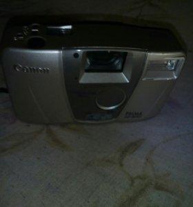 Canon фотоаппарат пленка