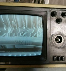 Телевизор ч|б