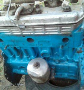 Двигатель на МТЗ 240