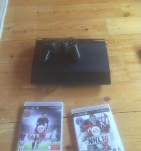 PlayStation 3 FIFA 16 NHL 14