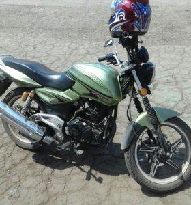 Мотоцикл racer 200