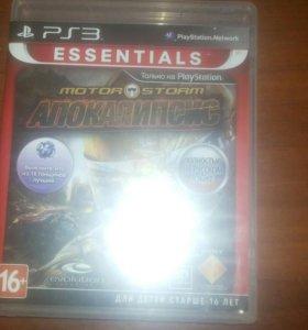 Продам PS3 и 5 игр