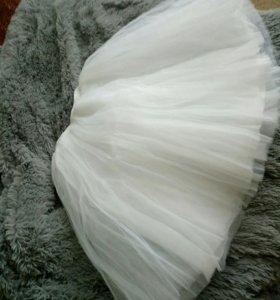 Пышная юбка пачка 6 слоев
