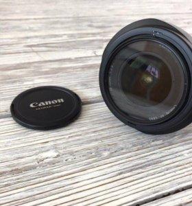 Объектив Canon 16-35, f2.8 L