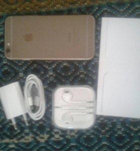Айфон 6 Gold