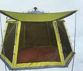 Тент-шатер каркас автомат алюминиевый