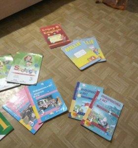 Учебники 100₽