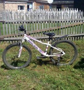 Велосипед горный 21скорость