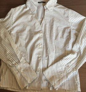 Рубашки женские L