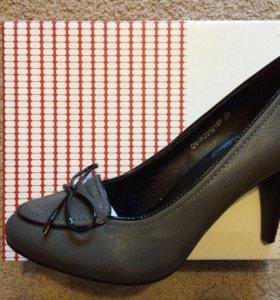 Новые туфли Эльчерри