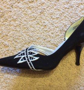 Новые туфли Вигороус