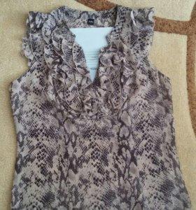 Блузка ZOLLA рубашка кофта