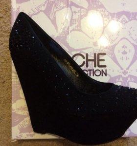 Новые туфли Эльче