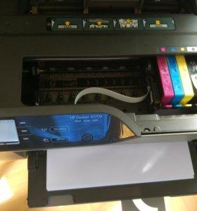 Принтер HP deskjet 3070a