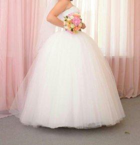 Свадебное платье купленное в Фламинго за 20 000