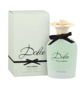 "Dolce & Gabbana ""Dolce Floral Drops"" 75 мл"