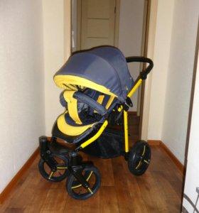 Прогулочная коляска Bebetto Filippo+сумка для мамы