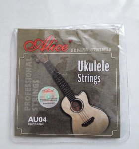 Струны для укулеле Alice