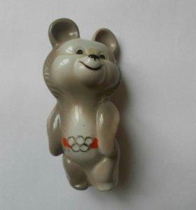 Олимпийский Мишка СССР