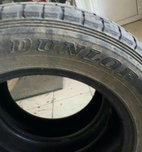 Продам два колеса Dunlop 215/65 R16