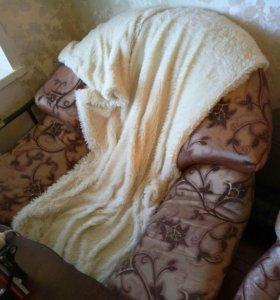 Кресла и диван раскладной