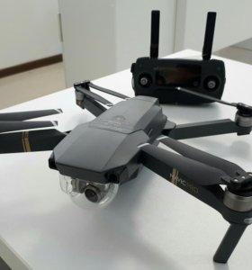Квадрокоптер DJI Mavic Pro Б/У