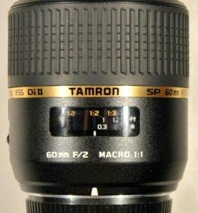 Tamron sp af 60 mm f/2 macro di II for Nikon