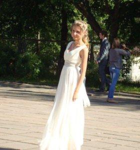 Свадебное , вечернее платье