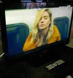 Led - Телевизор Telefunken. 71 см. Цифровой.