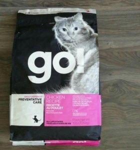 "Корм сухой ""Go"" для кошек"