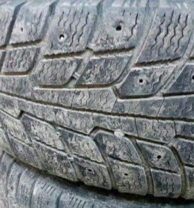 Комплект зимних колес Michlin X-ice без шипов