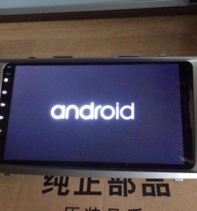 Автомагнитола штатная Т. Camry 40 Android.