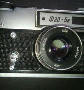 Фотоаппарат ФЕД В5
