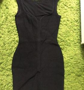 Обтягивающее платье
