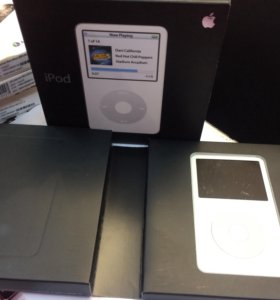 Apple Ipod Classic 30 Gb