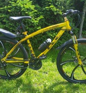 Велосипед Б М В