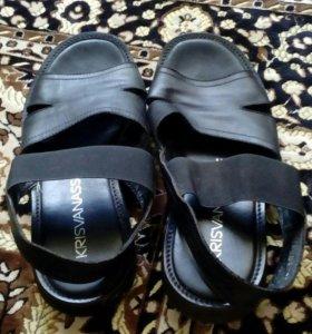 Летние сандали на подростка
