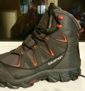 Ботинки SALOMON новые