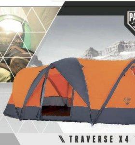 Палатка 4-х местная.