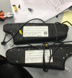 Подушки безопасности боковые Сиденья Audi A6 C6 4F