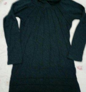 Платье трикотажное 40-44