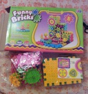 Fany Bricks Детский Конструктор Айфон Apple 5,6,7