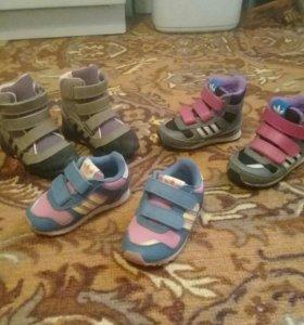 Пакет обуви адидас