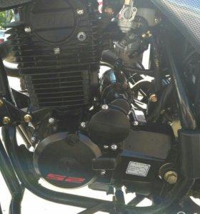 Мотоцикл барс эндуро 250